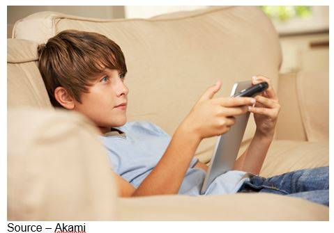 Entertainment Tools – Kids were born connected today and the digital natives don't seem to care how they get their entertainment – TV, tablet, smartphone.  In fact, many of them use all three of the communications/viewing devices at the same time.