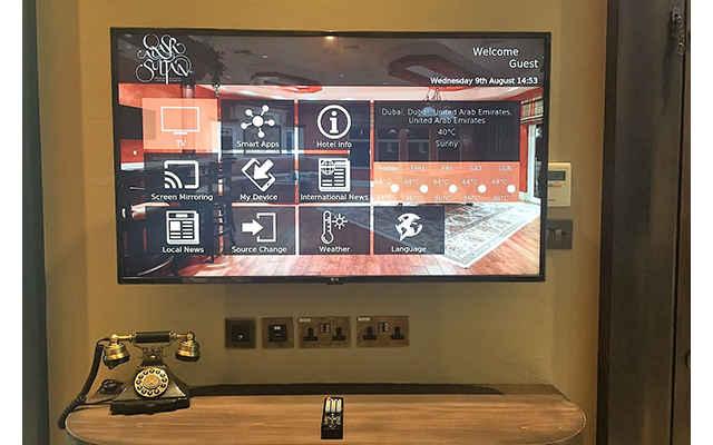 UAE: Qasr Al Sultan Hotel Selects Tripleplay To Provide IPTV