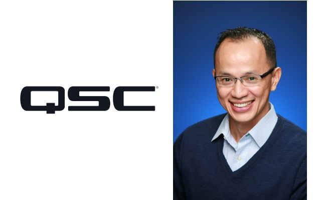 QSC CEO Named President-Elect Of 2018 AVIXA Board Of Directors