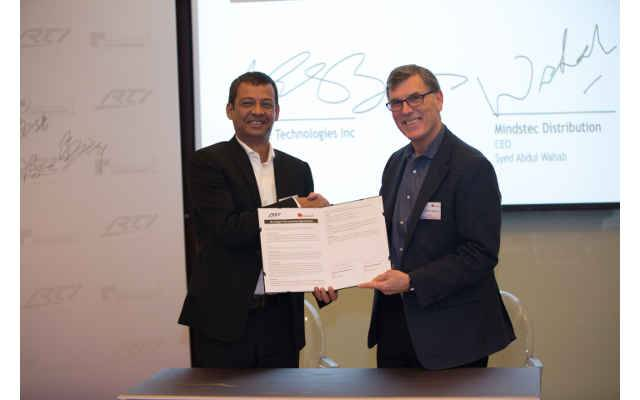 Mindstec & RTI Announce Global Partnership In Hong Kong and Beijing