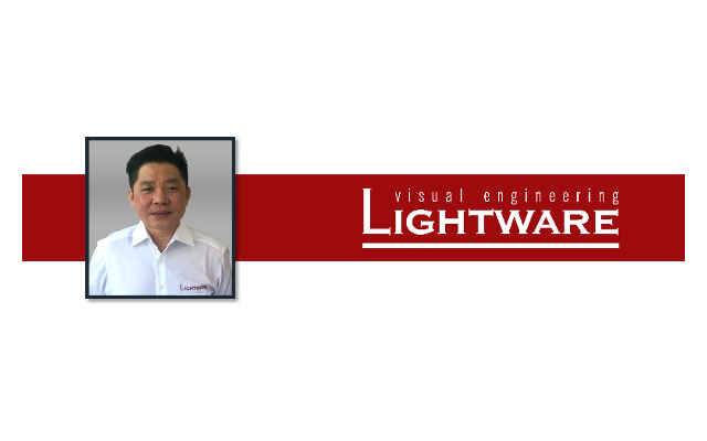 Edmund Chan Appointed As Regional Director For Lightware South-East Asia