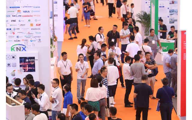 Shanghai Intelligent Building Technology 2017 Achieves Record-Breaking Figures, Visitor Increase Of 18%