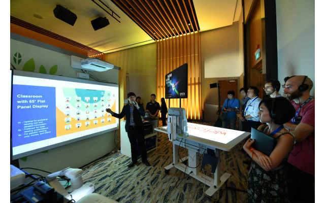 Epson Town: Projecting Innovations That Bring Imagination To Life