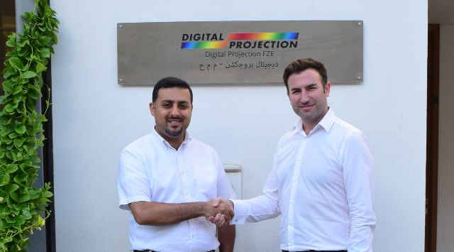 Digital Projection Appoints New BDM For ME Region