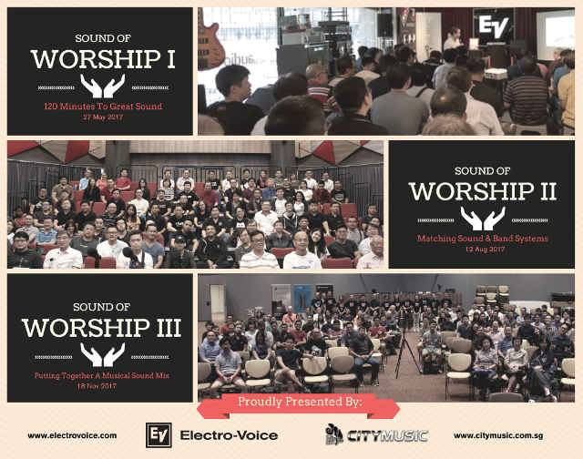 The Last In The Series Of Sound Of Worship Talk Attracts Large Turnout