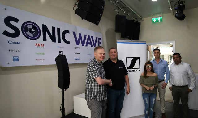 Sonic Wave Partners With Sennheiser In The UAE