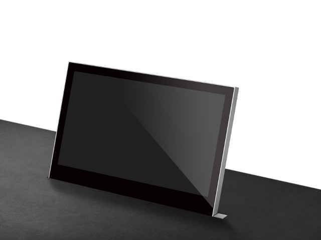 "ISE: Arthur Holm's New 24"" 4K Motorised Retractable Monitor Brings 4K To The Table"