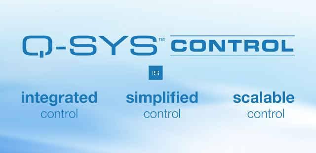 ISE: QSC Expands Q-SYS Platform Control Portfolio