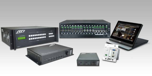 ISE: RTI To Showcase Signal Processors, Matrix Solutions, Presentation Scale Switchers And More