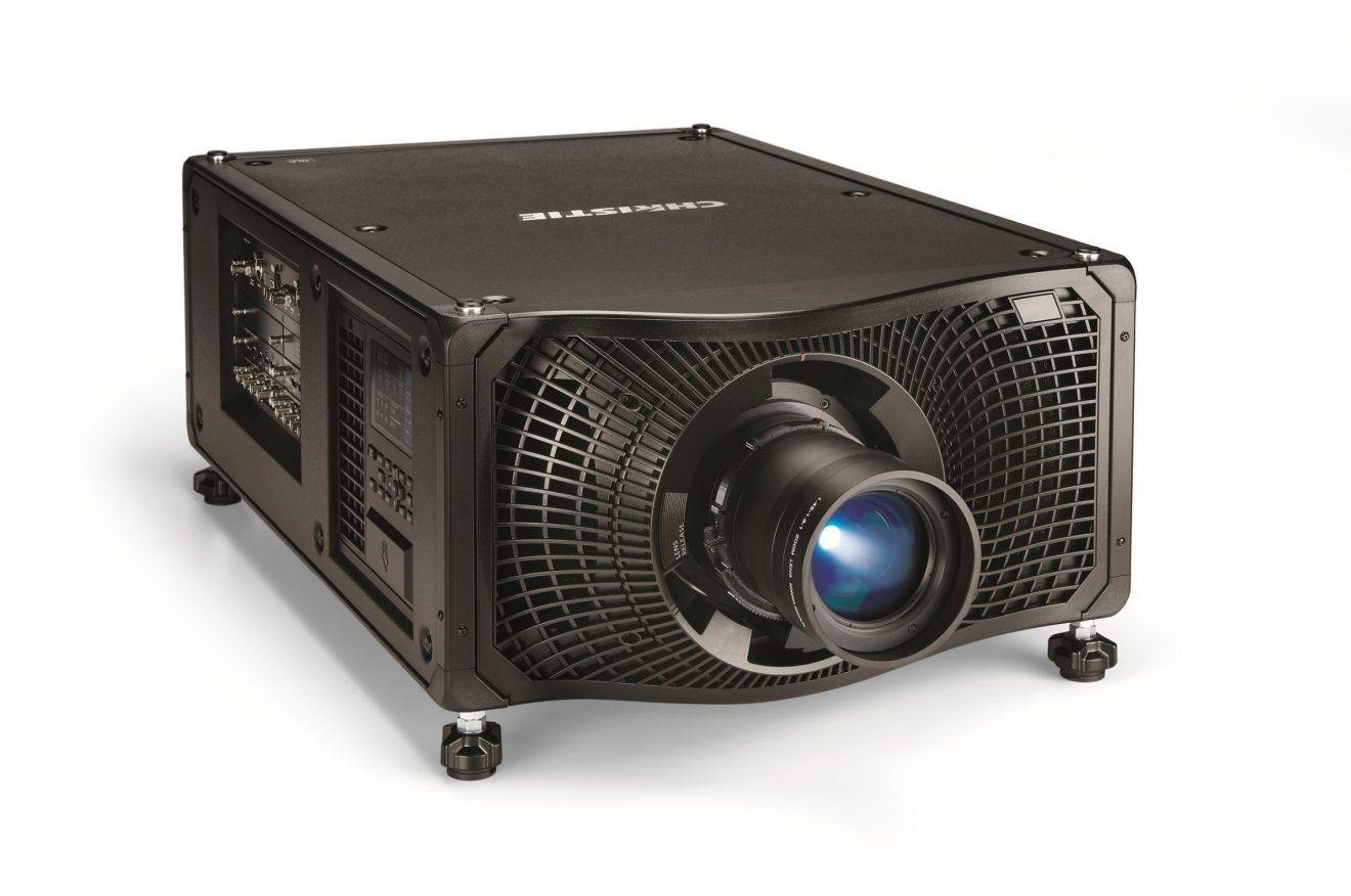 Christie Boxer Is Now The First Projector To Deliver Direct Interface With SDVoE system Over 10G Ethernet