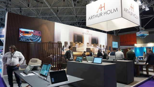ISE 2018: Arthur Holm Introduces New Dynamic Monitor DB2Share