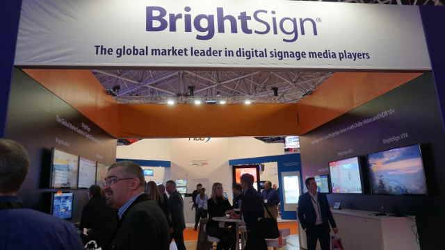 ISE 2018: BrightSign Previews XD4, XT4 Series 4 Players for