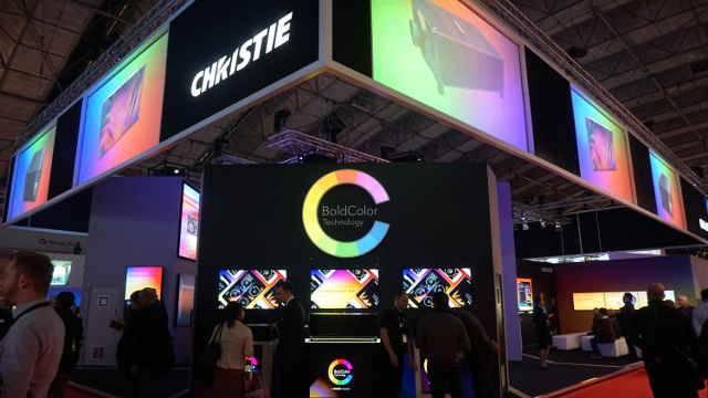 ISE 2018: Christie Showcases Broadest Portfolio