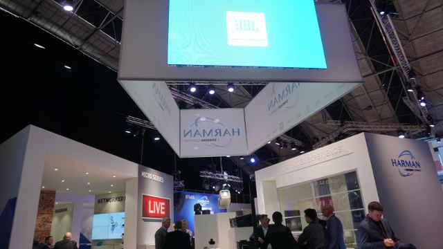ISE 2018: HARMAN Debuts World's First 4K60 4:4:4 VOIP Windowing Processor