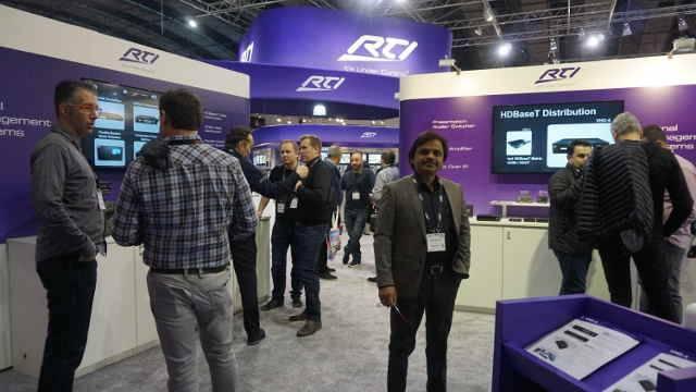 ISE 2018: RTI Debuts Wide Range, Highlights Miravue