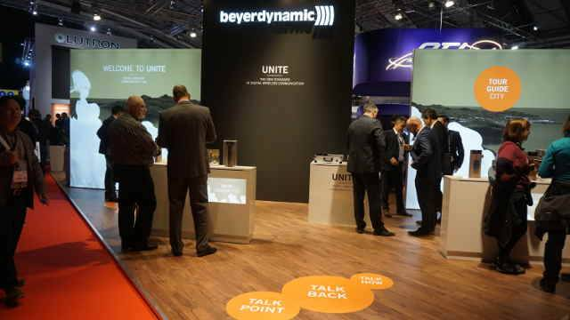 ISE 2018: beyer's New Dynamic Approach Speaks Out