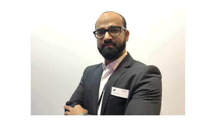 Sennheiser Appoints Arif PK as Area Sales Manager to Drive Systems Solutions Business in UAE and Qatar