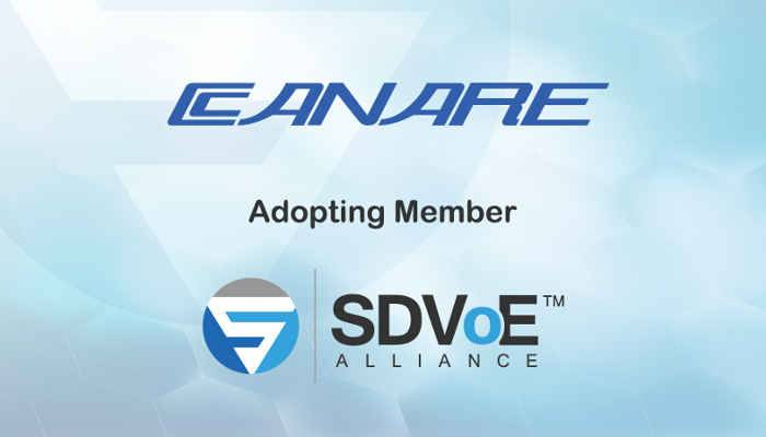 Canare Joins SDVoE Alliance
