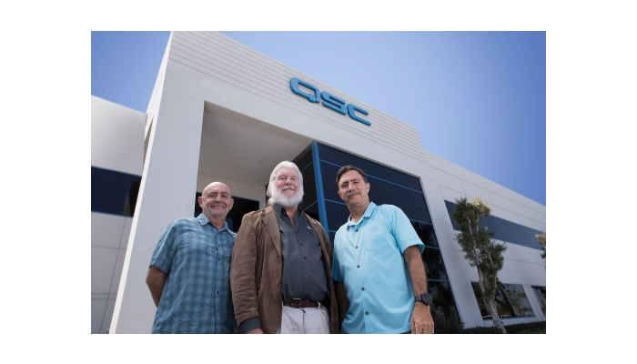 QSC Founders Receive 2018 Adele De Berri Pioneer Award from AVIXA