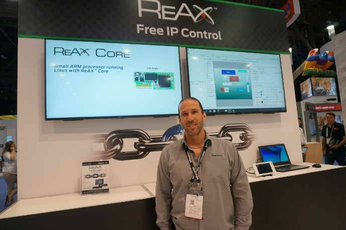 INFOCOMM2018: Aurora Multimedia Announces ReAX, the Industry's First Non-proprietary IP Control