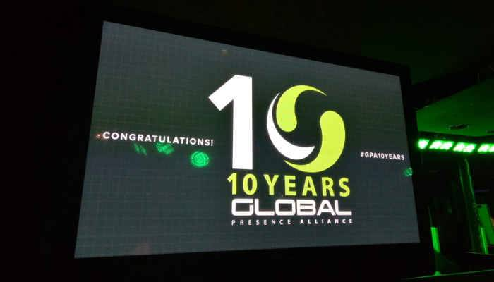 INFOCOMM 2018: The Global Presence Alliance (GPA) Turns 10!