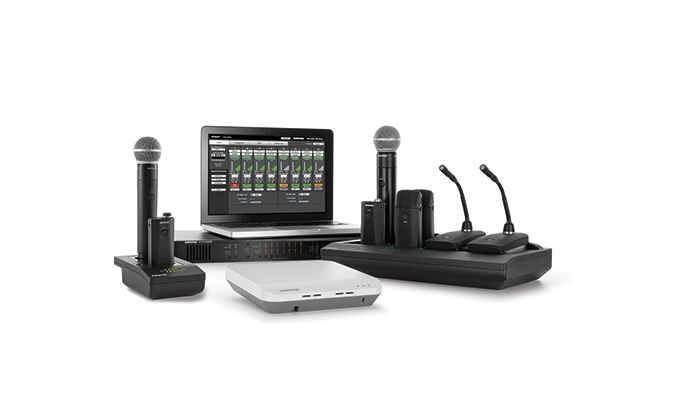 INFOCOMM 2018: Shure to Showcase Microflex Complete Conference Systems
