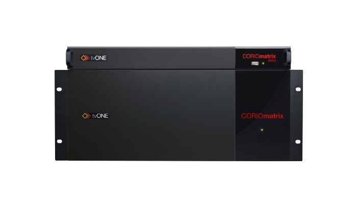 INFOCOMM 2018: tvONE to Announce Ultra-Flexible, Multi-Format, Modular AV Matrix Routers with 4K Capability
