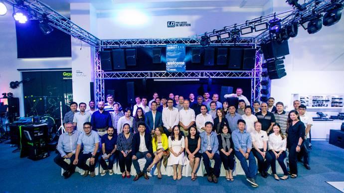 Adam Hall Asia Holds Successful 2nd Distributor Summit