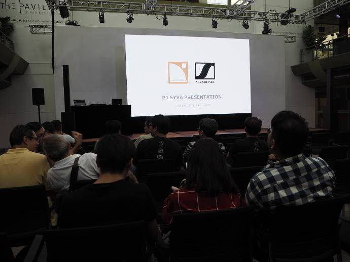 L-Acoustics Launches SYVA in Singapore