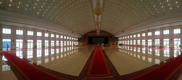 L-Acoustics Serves All at Sri Sathya Sai Premamrutham