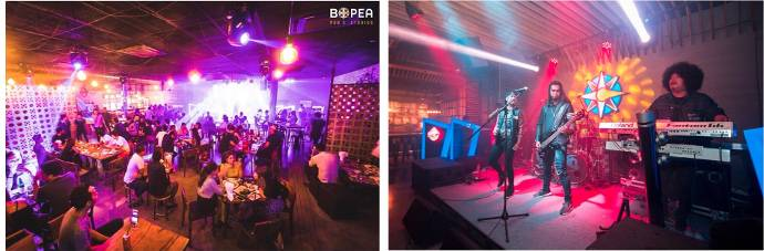 HARMAN Professional Solutions Brings Iconic Sound To Bopea Pub & Studios