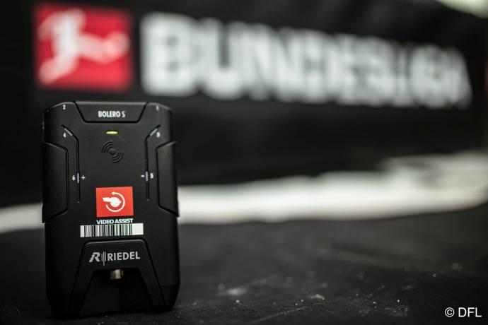 Riedel's Bolero S Ensures Reliable Referee Communications for German Bundesliga