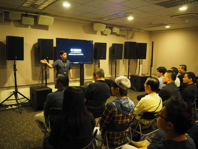 Yamaha Launches VXL Series Speakers in Singapore