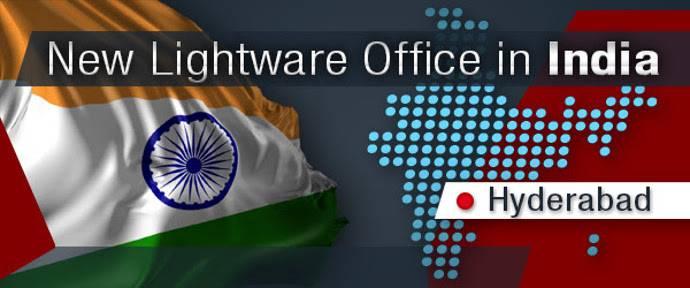 New Lightware Office Opened in Hyderabad, India