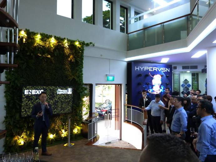 E&E Group of Companies Officially Launch New Experience Centre and TOWN HALL@289