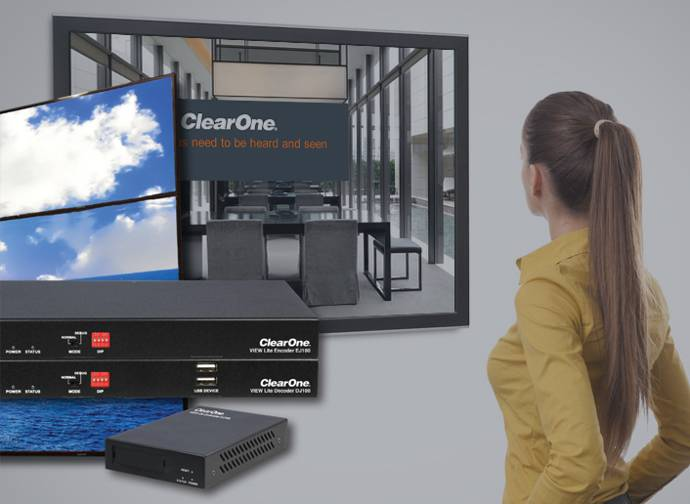 """ClearOne Debuts """"VIEW Bucks"""" Promotion"""