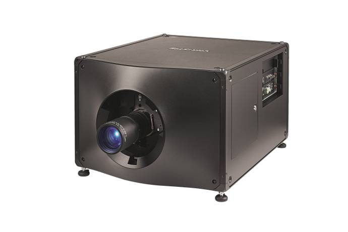 Christie home theater projector