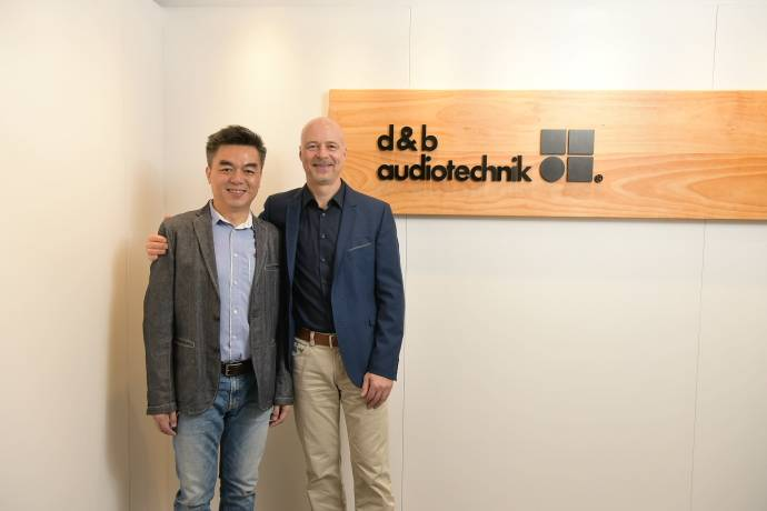 d&b audiotechnik Reaffirms Commitment to Growth In APAC with New Venture in China