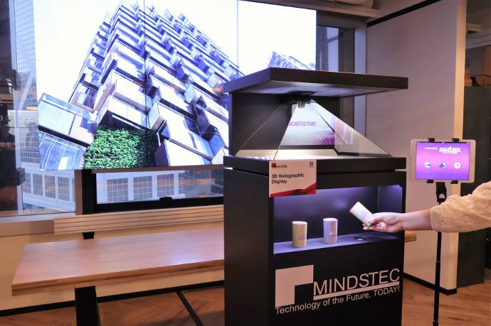 Mindstec Demonstrates Innovative Technologies at Significant Interior Design Industry Events