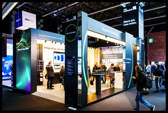 ISE 2019: d&b Opens the Door to New Install Possibilities