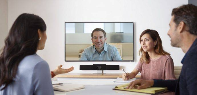 Plantronics Brings Business Class Video Collaboration to Huddle Rooms