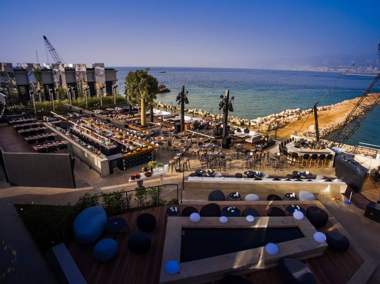 Beirut Nightclub Upgrades with K-array