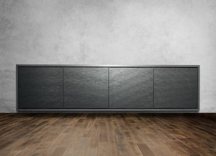 Now Shipping: Middle Atlantic's Award-Winning Slimmest Credenza