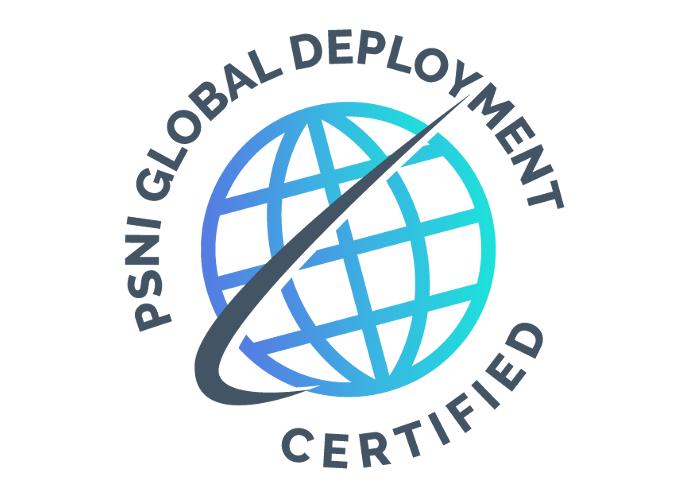 PSNI Global Alliance Develops Certification for Global Deployment