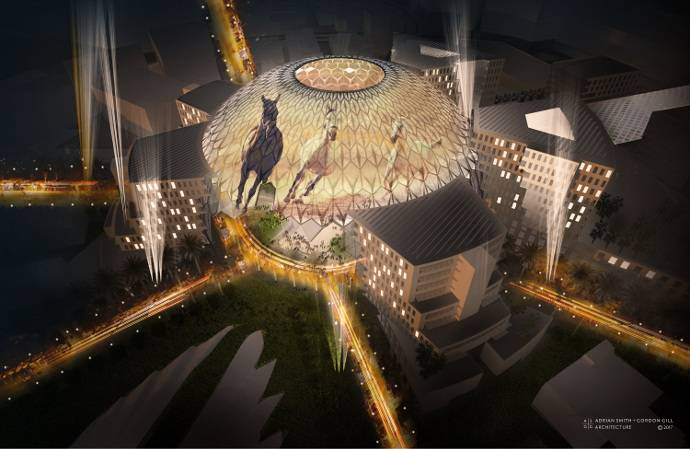 Christie Named as Official Displays and Projection Partner @ Expo 2020 Dubai