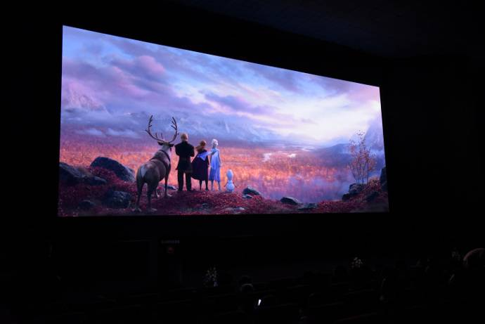 Samsung and HARMAN Join Forces To Launch World's Largest Onyx LED Screen