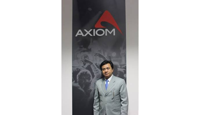New Appointment: Nitin Mehta is PROEL SPA's Regional Sales Manager for the SAARC Region