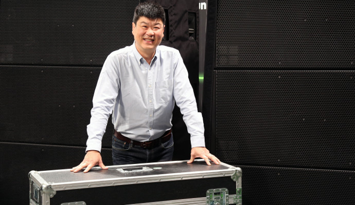 d&b audiotechnik Appoints New BDM for Asia Pacific