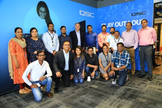 QSC Opens New SAARC Headquarters in Bengaluru, India