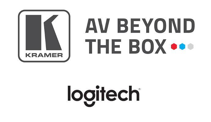 Kramer Electronics Joins Logitech Collaboration  Program
